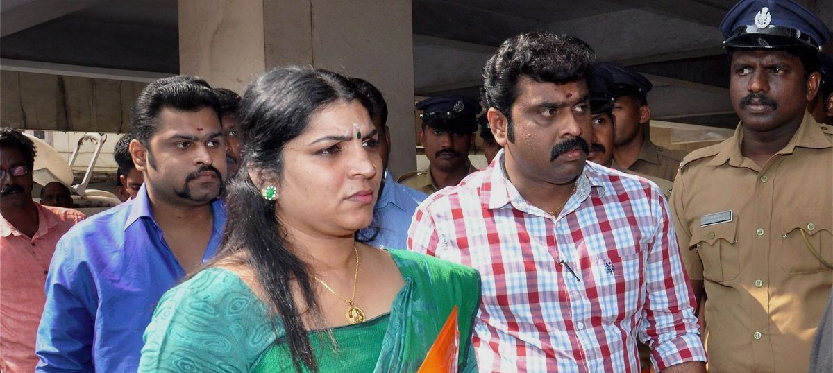 Kerala solar scam: Main accused Saritha Nair, two others sentenced to three years in jail