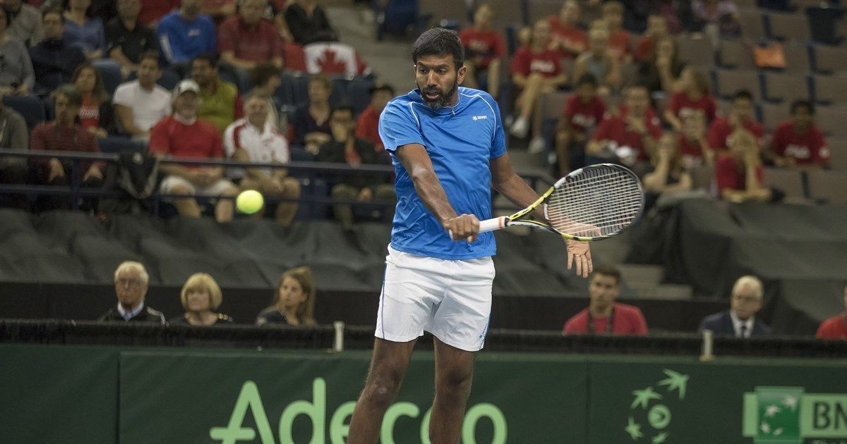 Tennis: India's Rohan Bopanna and partner Denis Shapovalov bow out of Paris Masters after QF loss