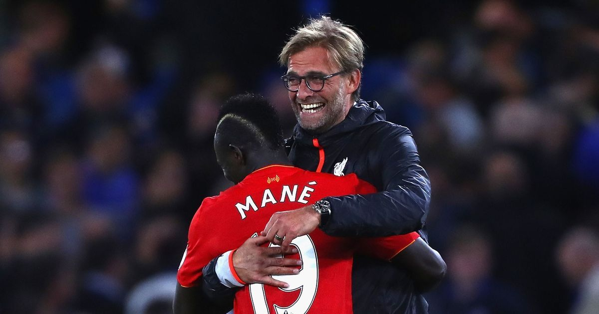 Not in a mood to talk about City: Klopp defends Mane after being accused of diving by Guardiola