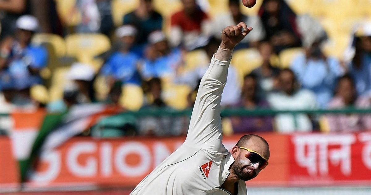 Australian off-spinner Nathan Lyon to play county cricket for Hampshire