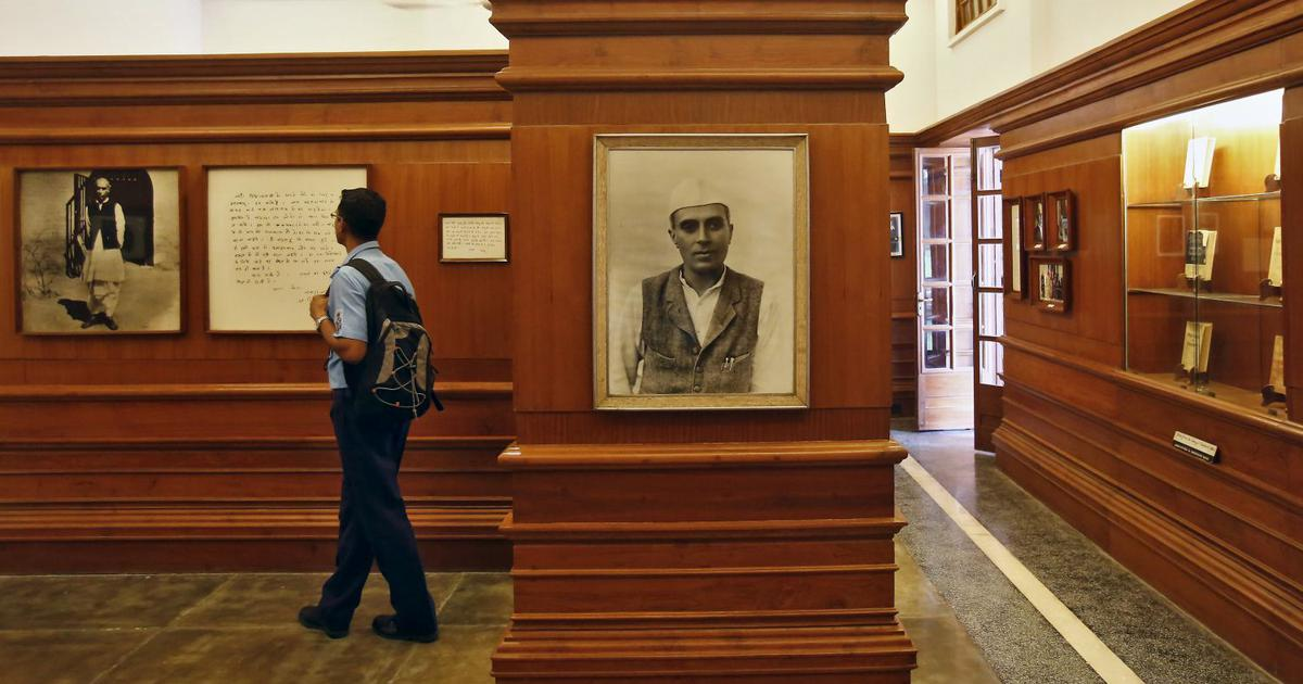 Nehru Memorial Museum and Library society reconstituted, all Congress leaders replaced