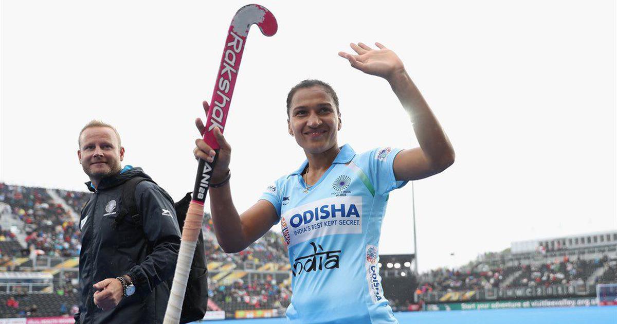 Hockey: Confident of a podium finish in 2020 Olympics, says India captain Rani Rampal