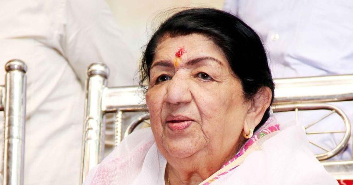 Mumbai: Lata Mangeshkar hospitalised, sister says her condition is stable
