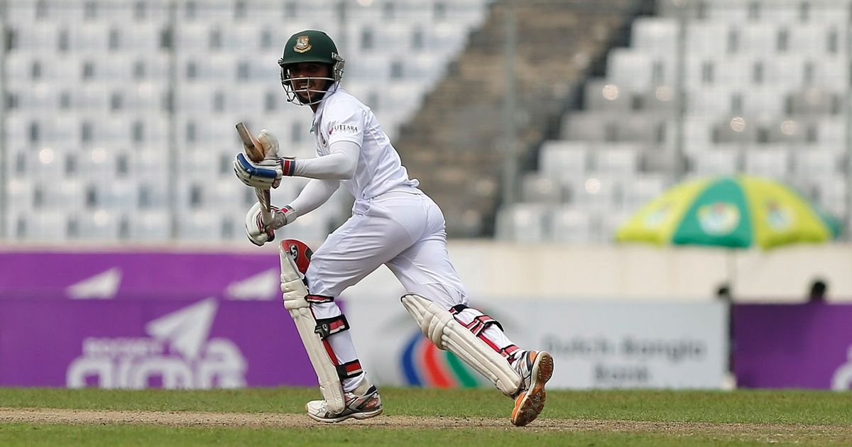 Responsibility as captain will improve my performance with the bat, says Bangladesh's Mominul Haque