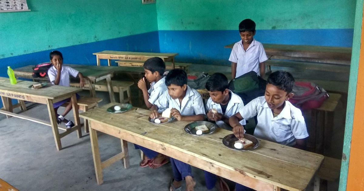 Why mid-day meal workers have been protesting for weeks in Assam