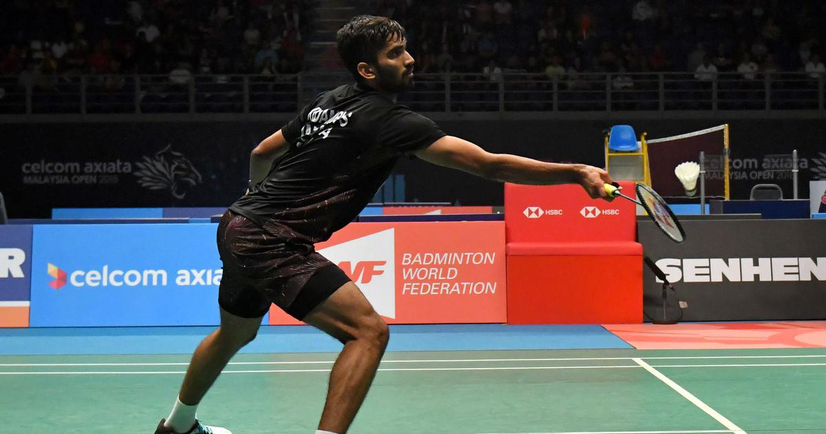 Badminton: Srikanth drops seven game points in defeat to Lee Cheuk Yiu at Hong Kong Open semi-final