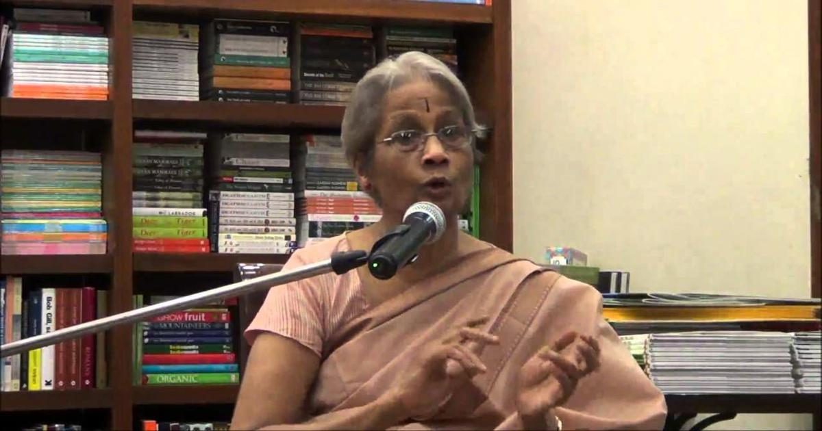 Writer Shanta Gokhale receives lifetime achievement award at Tata Literature Live! festival