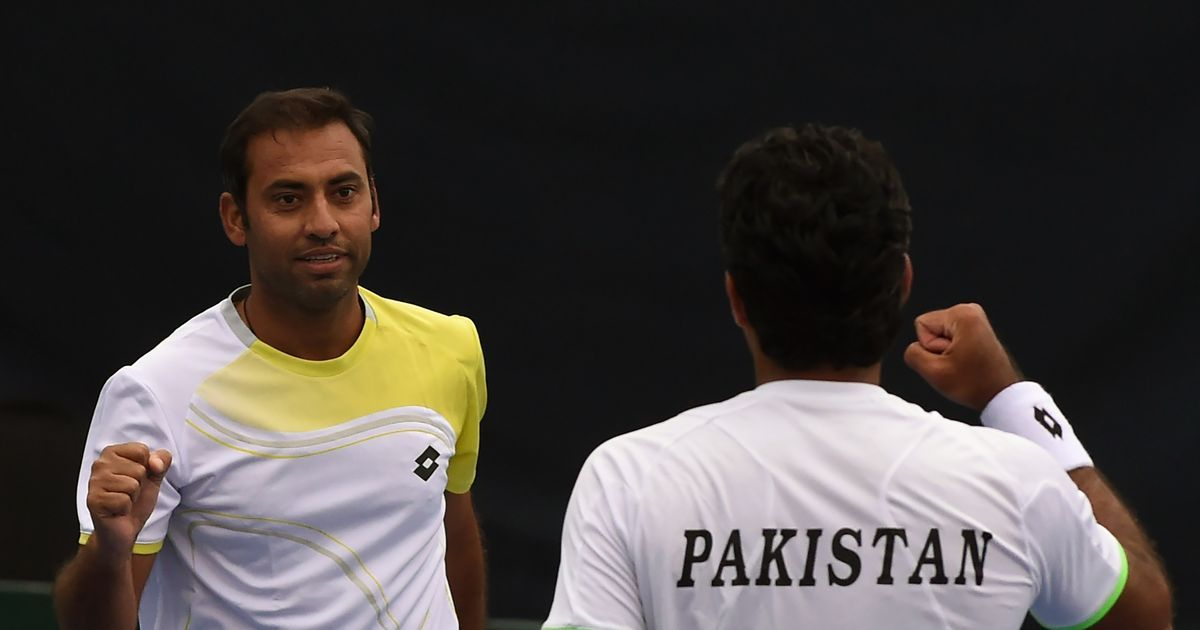 Pakistan pick two 17-year-olds for Davis Cup tie against India after top players pull out in protest