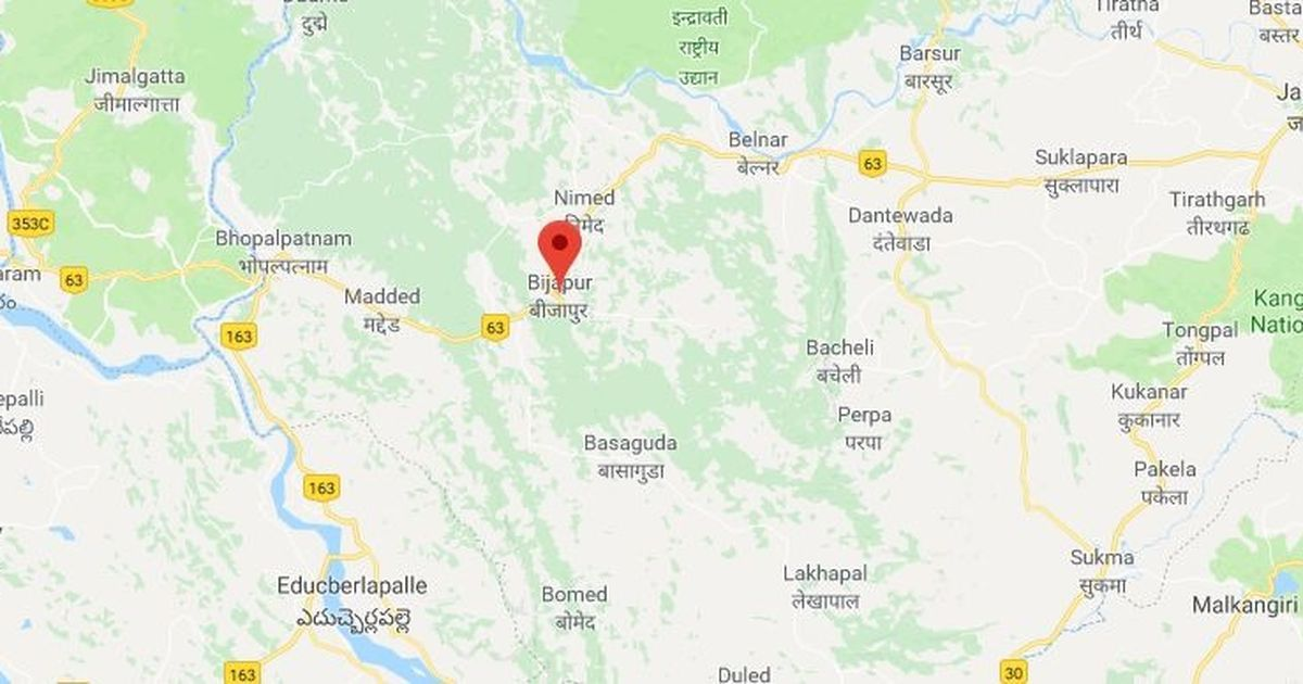 Chhattisgarh: CRPF soldier injured in IED blast in Bijapur district, say police