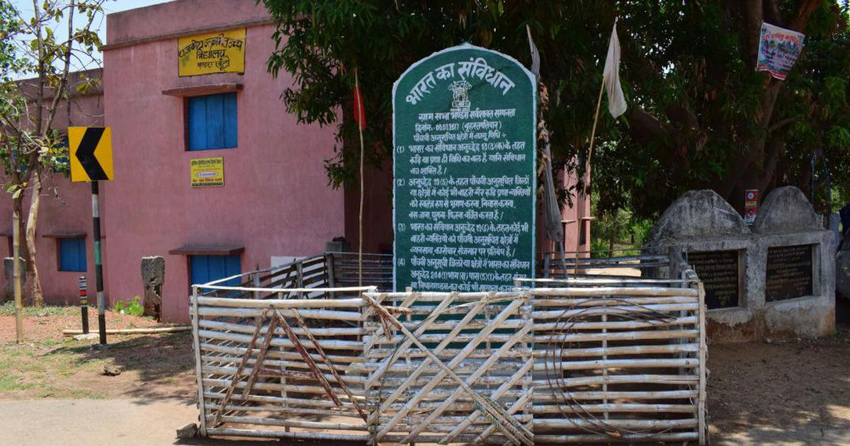 Jharkhand: Civil rights group accuses state of spreading misinformation on repression of Adivasis