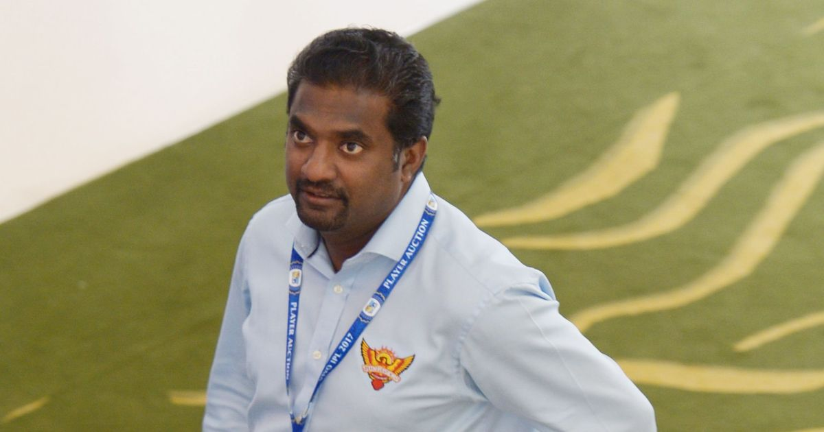 Spin legend Muttiah Muralitharan offered governor's post for Sri Lanka's Northern Province: Report