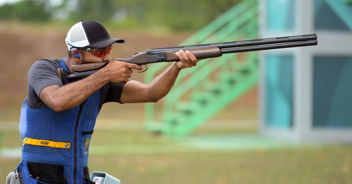 Shooting: Angad Bajwa pips Mairaj to win gold in skeet nationals, Saniya Sheikh bags third title