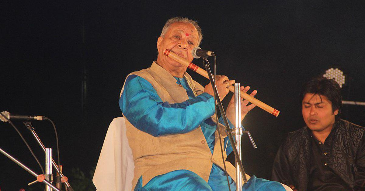 How Hariprasad, son of a 'pehelwan', came to choose the flute and not the 'akhada'