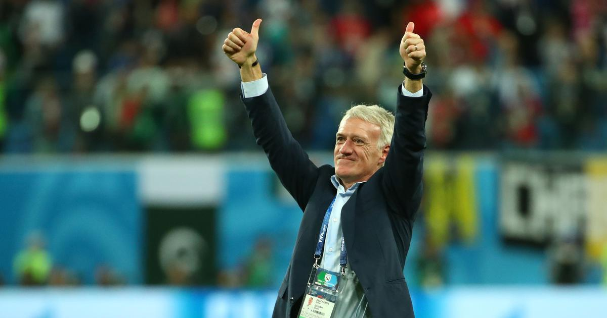 Reigning champions France extend coach Didier Deschamps' contract till 2022 World Cup