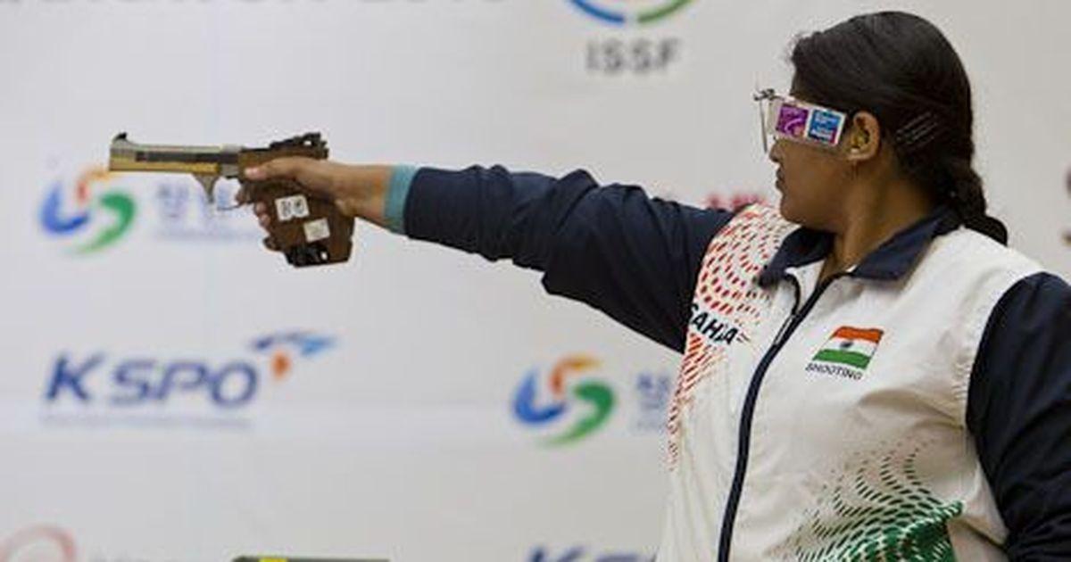 Shooting Nationals: 2020 Olympics quota winners shine as Sarnobat, Manu and Sanjeev bag gold