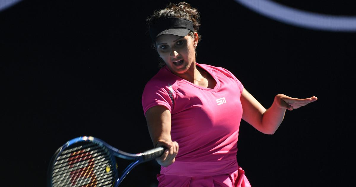 Tennis: Sania Mirza named in India's five-member Fed Cup team