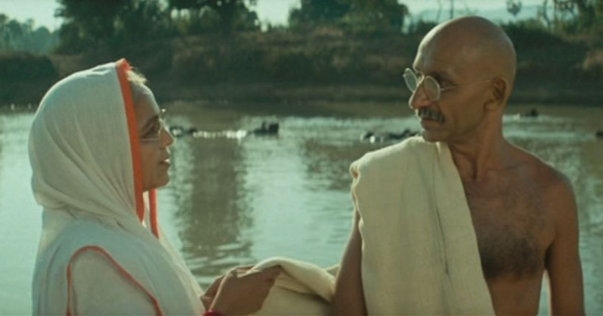 The Art of Resistance: Richard Attenborough's 'Gandhi' pays tribute to peaceful protest