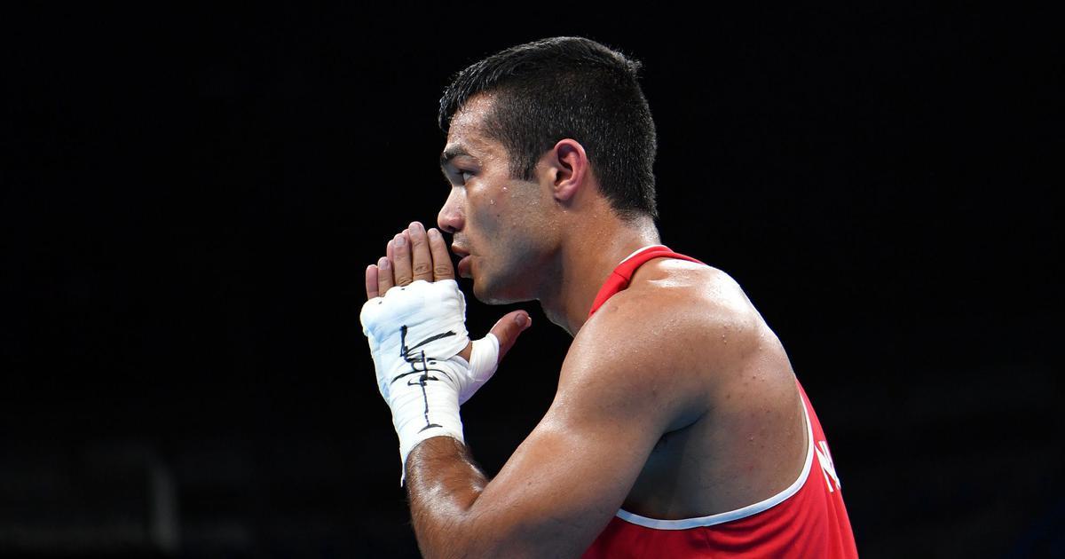 Boxing: Ashish, Satish seal men's team spot for Olympic qualifiers; Vikas Krishan in final of trials