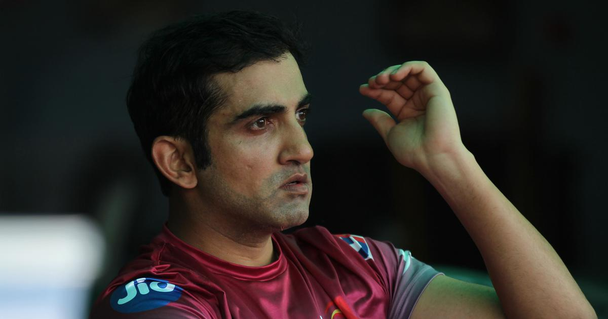 Gambhir not eligible for DDCA president role, board wants elections to be held after Delhi polls