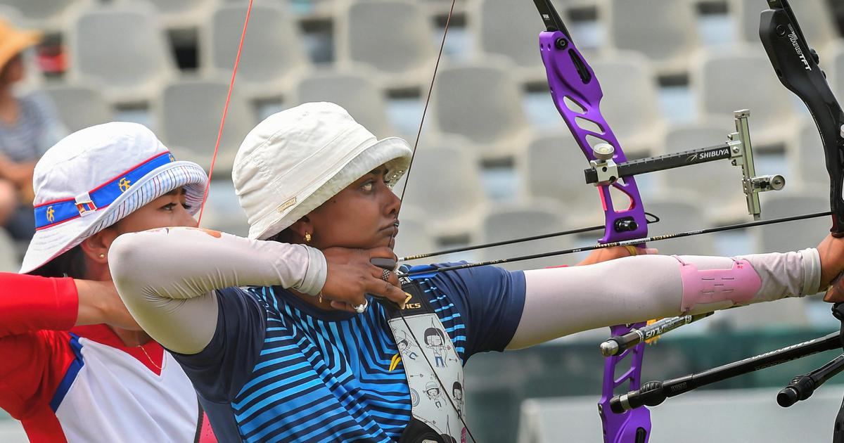 SAI to bear boarding, lodging expenses of top Indian recurve archers competing at Olympic qualifiers