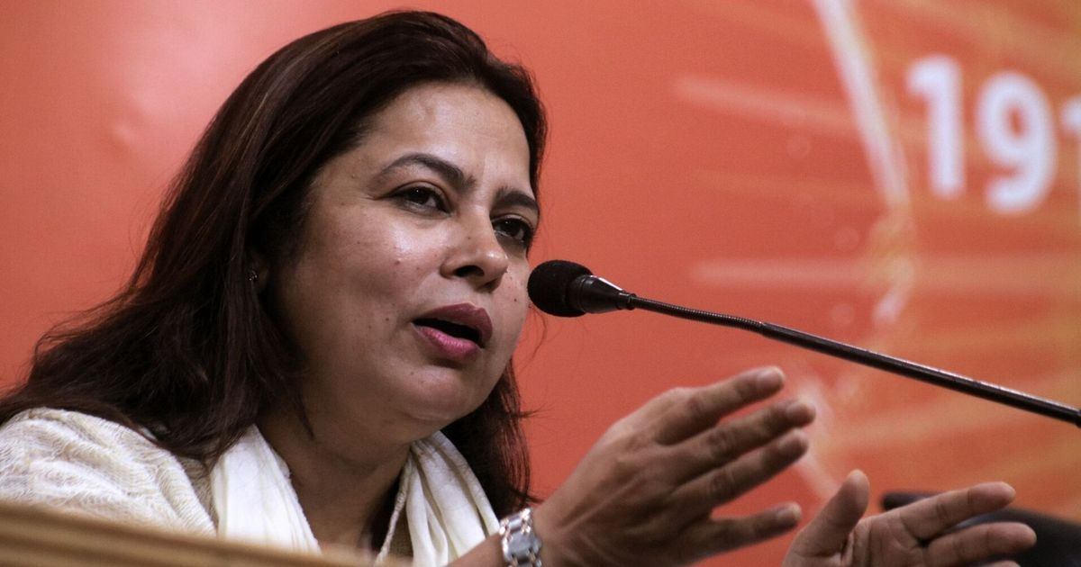 'This shows the need for CAA': BJP's Meenakshi Lekhi on Nankana Sahib violence