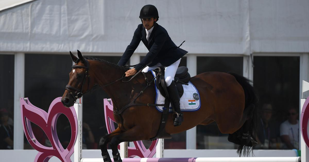 Equestrian: India's Fouaad Mirza officially qualifies for 2020 Tokyo Olympics