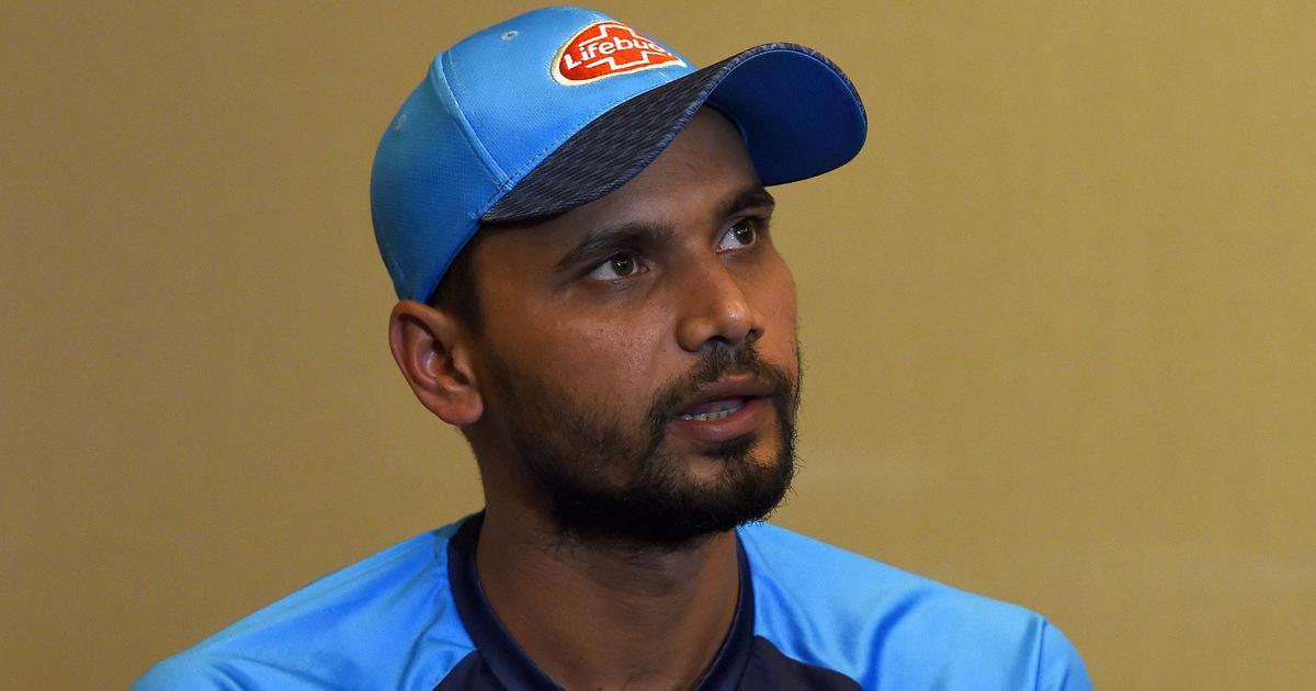 Cricket: Mashrafe Mortaza gives up Bangladesh team contract, offered 'grand farewell' match