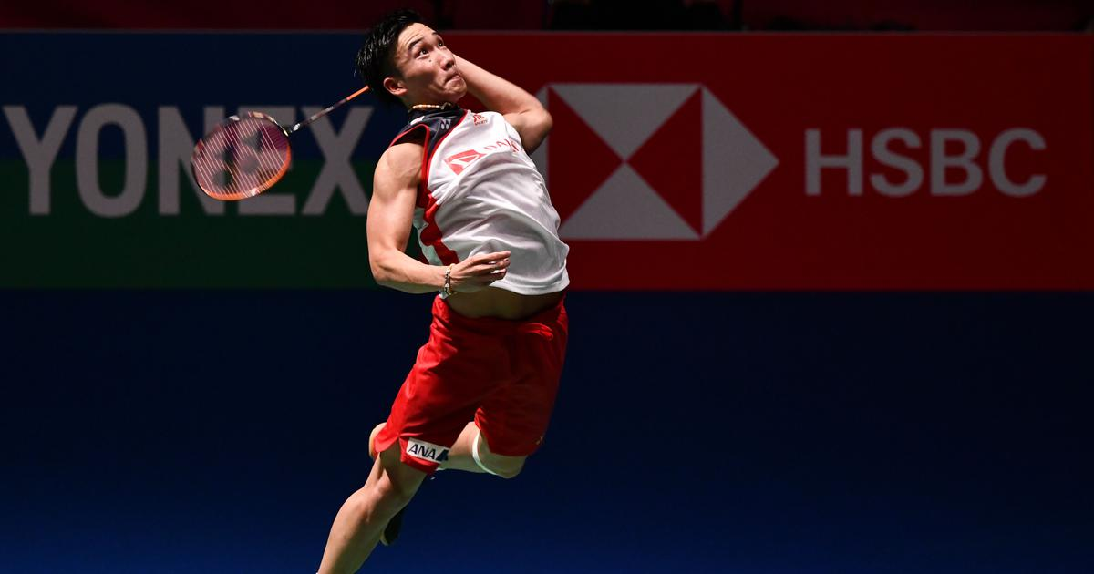 World No 1 Kento Momota faces two months out with injuries after car crash that killed the driver