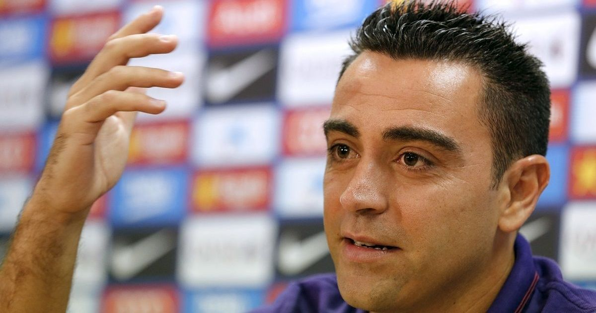 Xavi will be manager one day, I have no doubt about that: Barcelona president Bartomeu