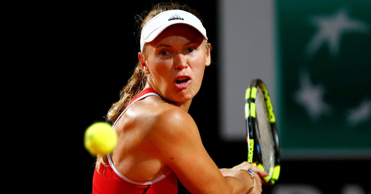 I've given it my all: Wozniacki has no regrets ahead of farewell tournament at Australian Open