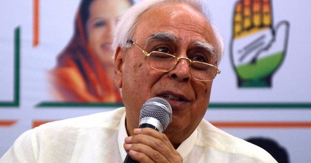 If CAA is passed, no state can say 'I will not implement it', says Congress leader Kapil Sibal