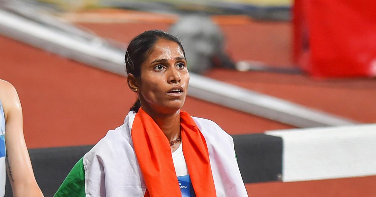 Sudha Singh and Srinu Bugatha win women's and men's titles at Mumbai Marathon