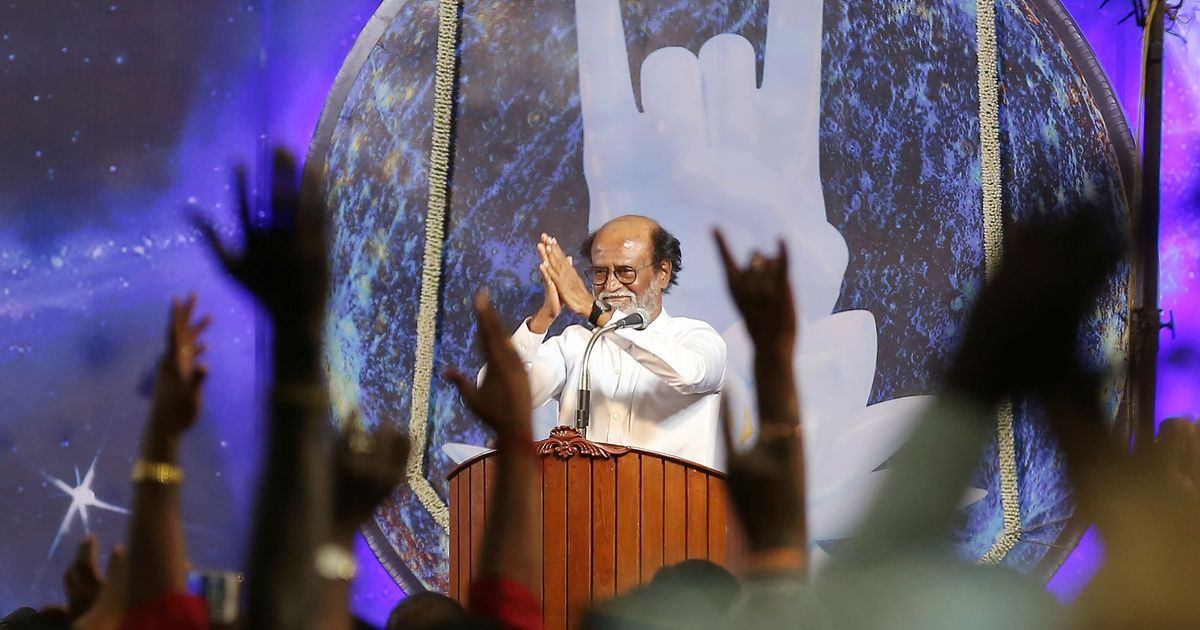 Periyar row: HC dismisses case against Rajinikanth, asks why petitioners didn't go to lower court