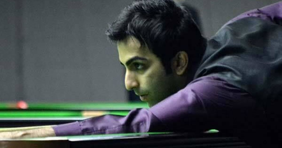 Advani, Sitwala register contrasting wins to reach knockout stage of Billiards and snooker nationals
