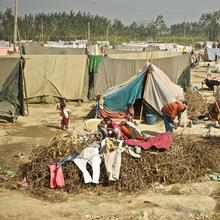Riot camps to be closed but victims have nowhere to go