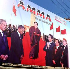 Poster perfect: Jayalalithaa's well-wishers go crazy with Photoshop