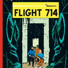 For Tintin fans, mystery of missing Malaysian jet is eerily familiar