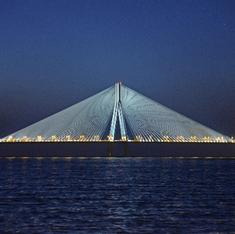 A photographer shares his obsession with the Bandra-Worli Sea Link