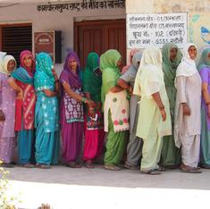 In Haryana, women are voting – but not exercising free choice