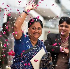 Vasundhara Raje pulling out all stops to bring Modi wave to her desert state