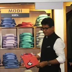 Meet the man who measures Modi's 56-inch chest