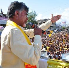 Why is Chandrababu Naidu suddenly playing caste politics?