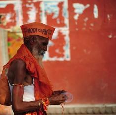 BJP makes last-minute effort to woo Brahmins in Varanasi