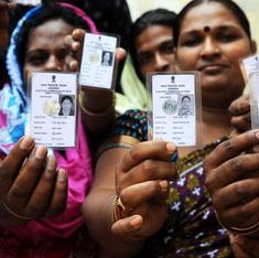 Here's how India's record-setting voter turnout compares to the rest of the world