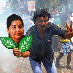 Jayalalithaa scores huge victory but it's tinged with disappointment