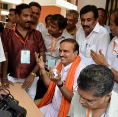 Ananth Kumar's entry into cabinet signals compromise between Modi and RSS