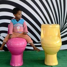 A new explanation for the mysterious child mortality puzzle among Muslims: open defecation