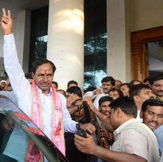 Ego clashes between KCR, Chandrababu signal long transition ahead for bifurcation process