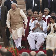 How Modi's government is already looking like the UPA
