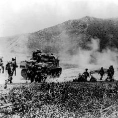 How battles in India's northeast influenced the course of World War II